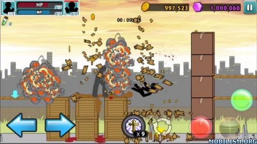 Anger of Stick 5 v1.0.8 (Mod Money) Apk