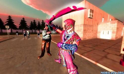 Ninja vs Zombie v2.4 (Mod) Apk