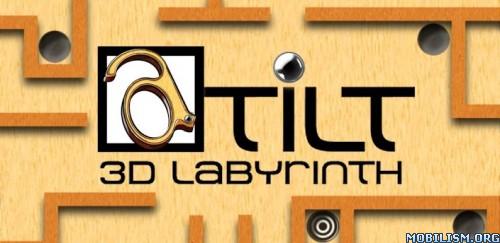 aTilt 3D Labyrinth v1.7.2 Apk