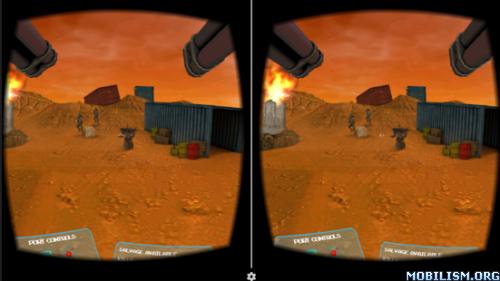 Renegades of Mars VR v1.0 Apk
