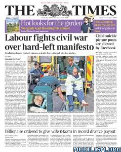 Download The Times - 12 May 2017 (.PDF)