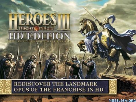 Heroes of Might & Magic III HD v1.1.6 Apk