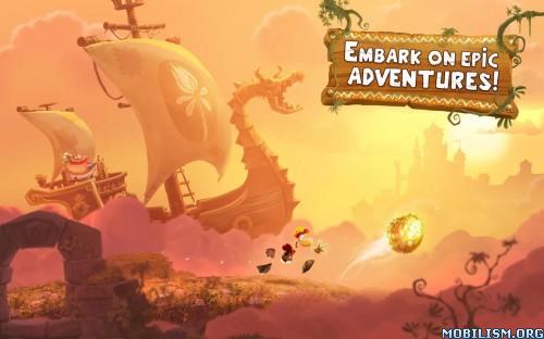 Rayman Adventures v1.0.3 Apk