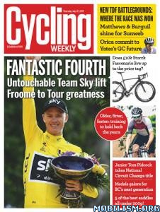 Download ebook Cycling Weekly - July 27, 2017 (.PDF)
