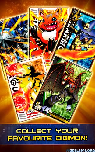 Digimon Heroes! v1.0.6 [Mod]