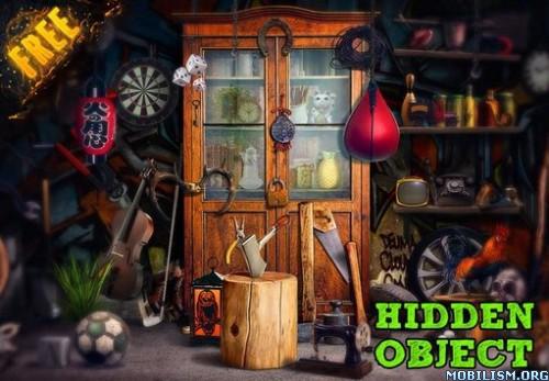 Hidden object v3.2 (Unlocked/Ads-Free) Apk