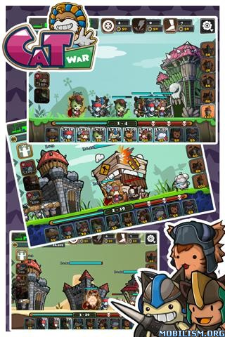 Game Releases • Cat War v1.9 Mod