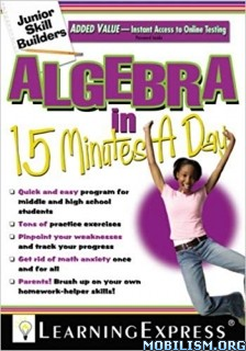 Algebra in 15 Minutes a Day by LearningExpress LLC Editor