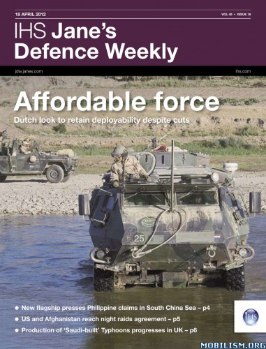 Jane's Defence Weekly - 18 April 2012