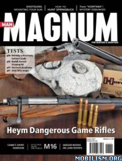 Download ebook Man Magnum - August 2017 (.PDF)