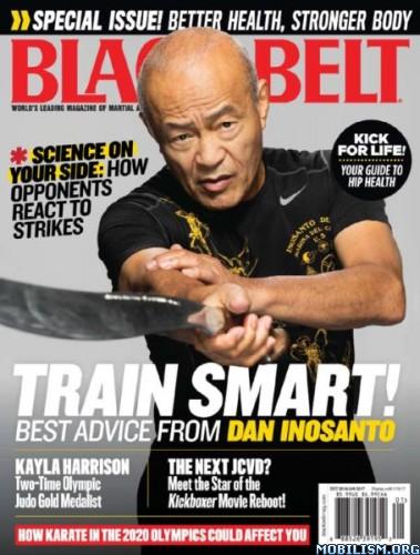 Download ebook Black Belt - December 2016/January 2017 (.PDF)