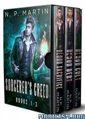 Download ebook Sorcerer's Creed (1-3) by N. P. Martin (.ePUB)