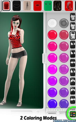 Figuromo Dress Doll : Bikini v2.5 Apk