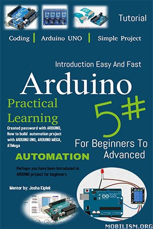 Introduction Easy And Fast Arduino by Josha Kiplek  +