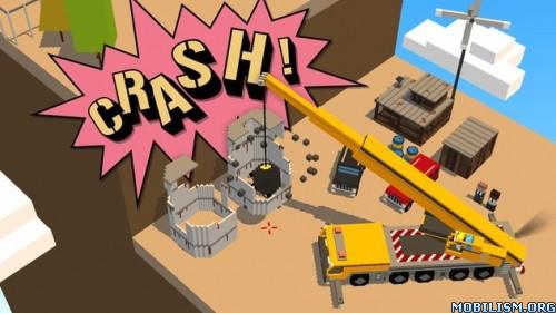 Construction Crew 3D v1.0.10 (Unlocked) Apk
